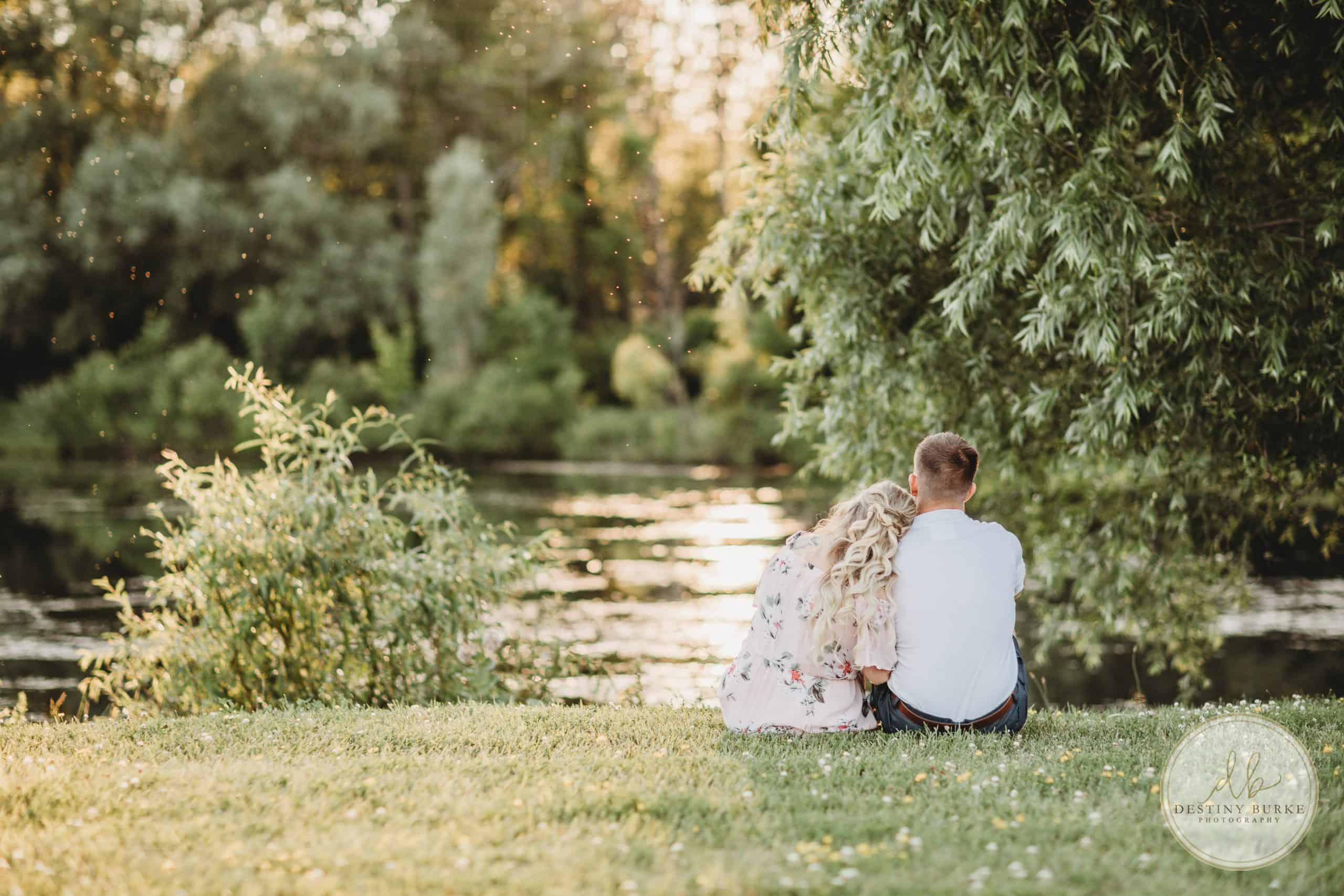 Engagement Photography Session, Black Creek Park