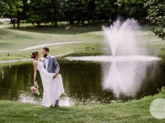LeRoy Country Club, Rochester Wedding Photographer